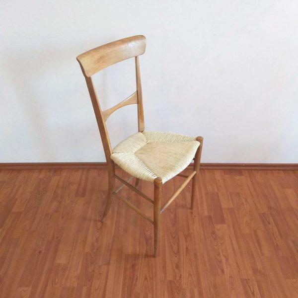 Original Chiavari Chair, Chiavari Campanino Chair, Italian Design, 50s
