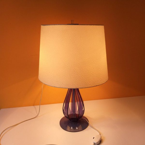 Vintage Italian Table Lamp, 70s